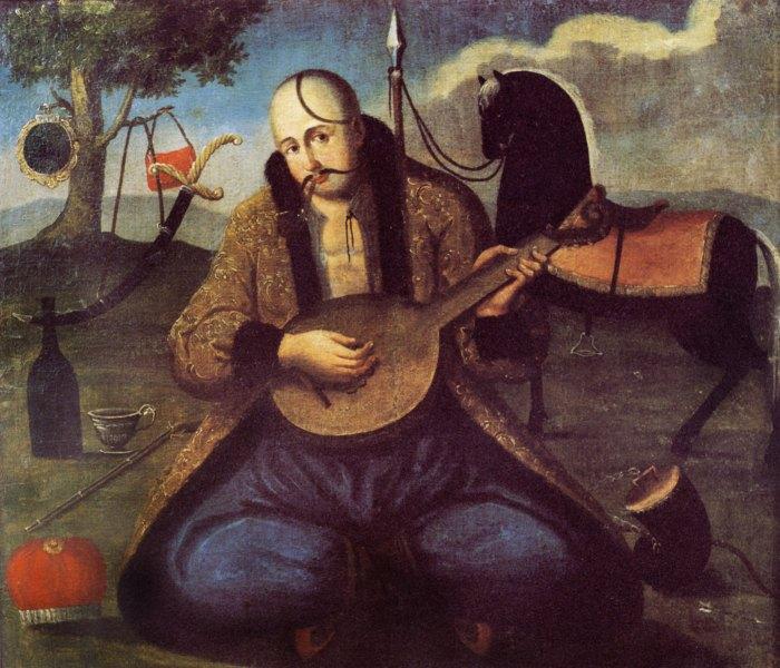 Один із найбільш традиційних та поширених образ козака. Фото зhttps://uk.wikipedia.org
