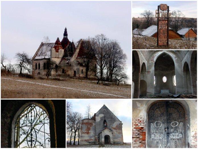 Костел Св. Марії Магдалини - архітектурний шедевр