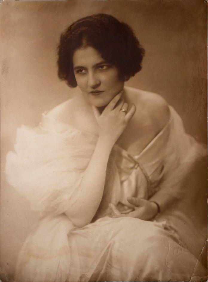 Олександра Любич-Парахоняк (колоратурне сопрано)