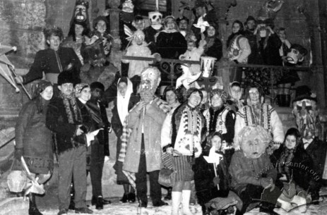 Славнозвісна коляда 1972 року