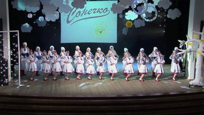 Вокально-хореографічний ансамбль «Сонечко»