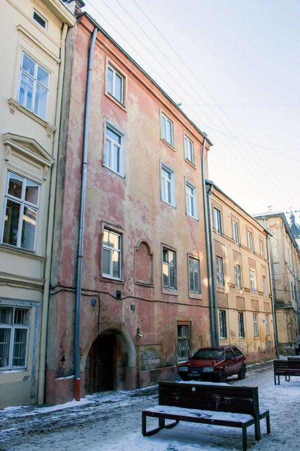 Будинок по вул. Лесі Українки, 14, 2016 рік