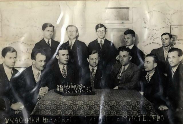 Учасникик шахового турніру
