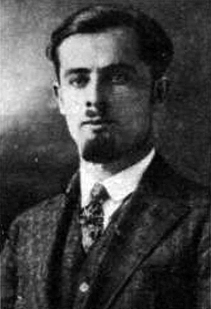 Ярослав Цурковський, орієнтовно кін. 20-х рр. – поч. 30-х рр. ХХ ст.