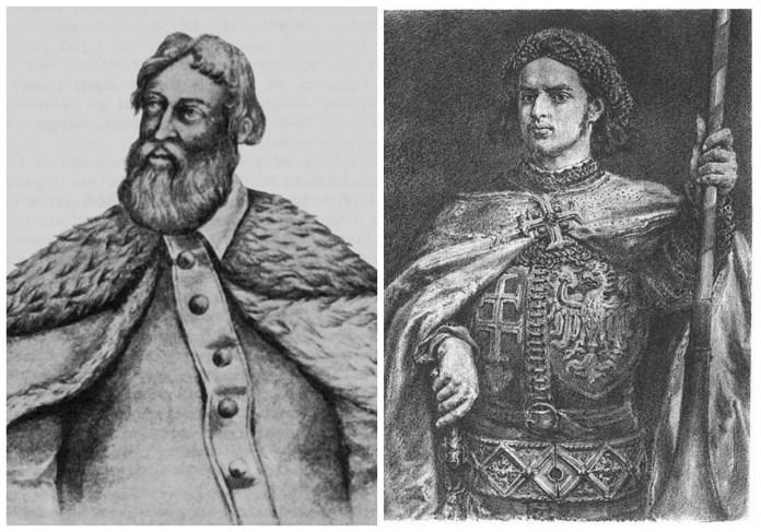 Бартоломей Зиморович і Владислав ІІІ Ягайло