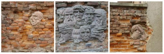 """""""Стіна плачу"""", м. Дрогобич. Фото Є. Гулюка"""