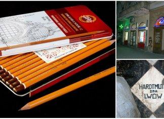 Що об'єднує Львів та відомий олівець KOH-I-NOOR?