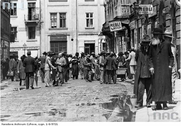 """В околиці """"Кракідалів"""", фото 1930-х рр."""