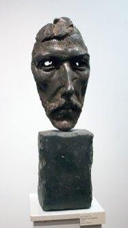 """Експозиція виставки """"Скульптура"""""""