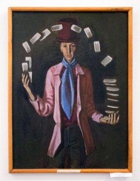 """Експозиція виставки """"Бахмутський художній вернісаж"""""""