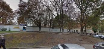 Місце де розташовувалась Велика передміська синагога. Фото 2011 року