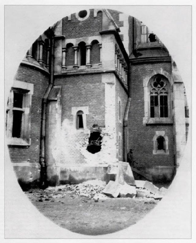Костел святих Ольги і Єлизавети. Фото 1919р (власність фото Котлобулатова І.)