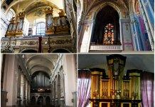 Чотири діючі органи Львова