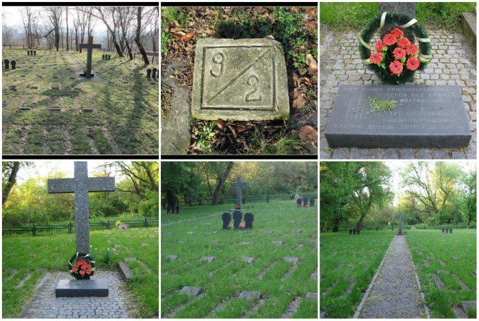Цвинтар німецьких військовополонених на Топольній