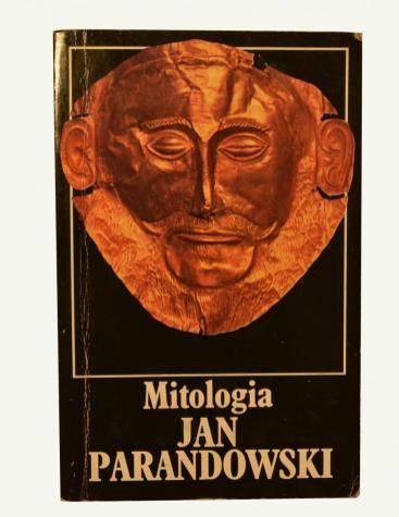 """Обкладинка польского видання """"Міфології"""". Джерело: http://zbruc.eu/node/34660"""
