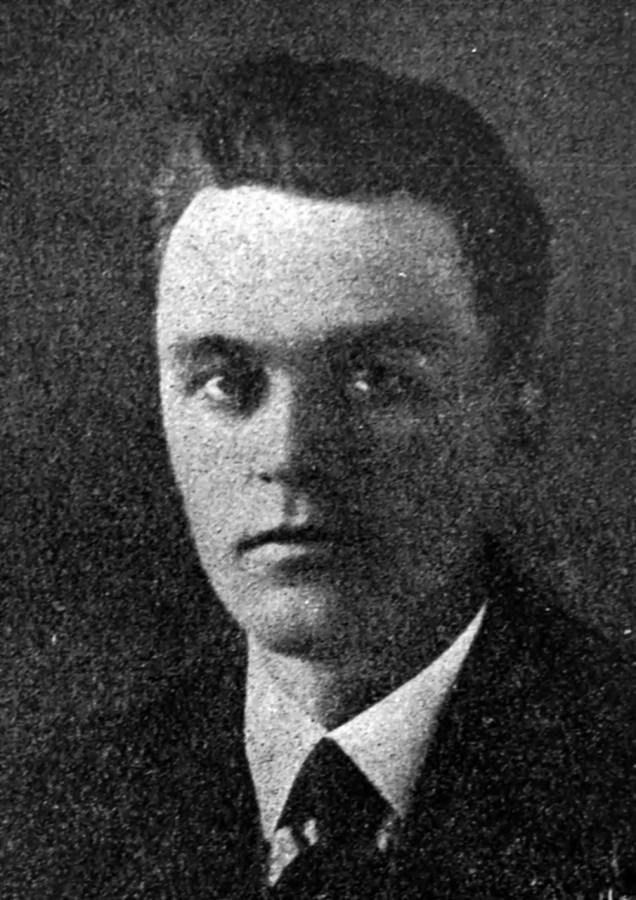Павло Ковжун (Назустріч. ¬ 1935. ¬ Ч. 5)