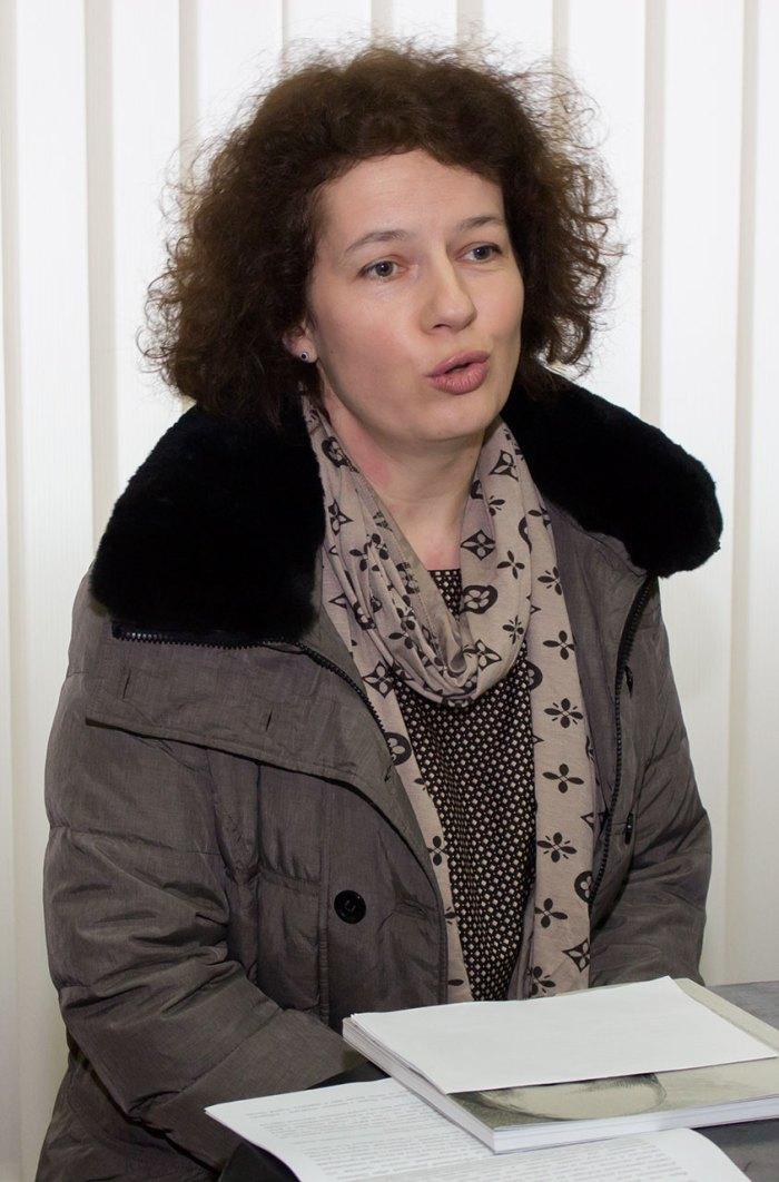 Кандидат мистецтвознавства, науковий працівник Інституту народознавства НАН України Софія Король