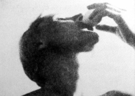 Кадр із фільму «Стиром і Піною», на фото львівська малярка Марія Тесайре (з архіву Галини Гронської)