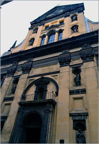 Костел єзуїтів (фото Тетяна Жернова, 2016р)