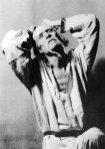 Володимир Блавацький у ролі Максима в інсценізації «Земля» В. Стефаника, театр «Заграва», 1933 р.