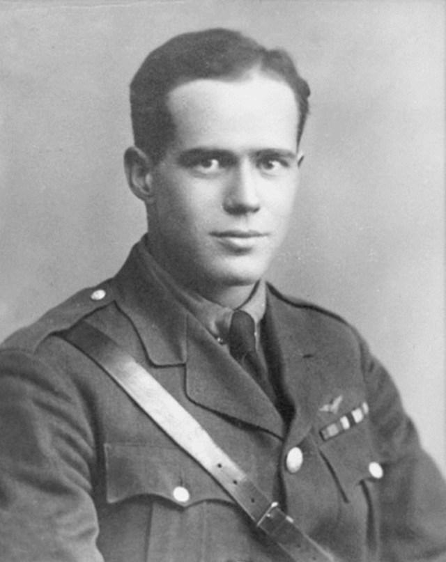 Американський льотчик Едмунд Грейвс, що загинув під час авішоу у Львові в 1919 році