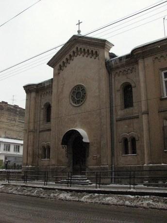 Церква Непорочного Зачаття Пресвятої Богородиці - http://ukrmap.biz