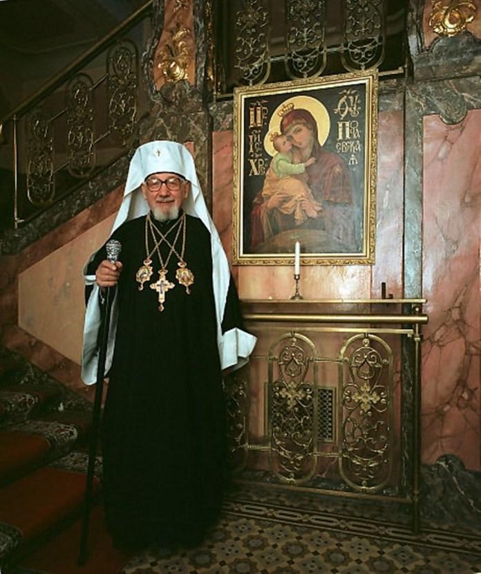 Митрополит Володимир Стернюк - http://www.tifft.com/sterniuk.html