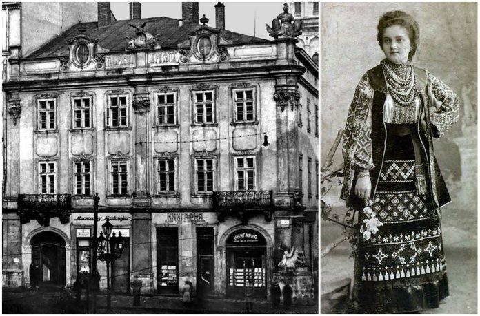 Українські танці в австрійському Львові