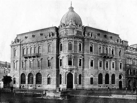 Галицька ощадна каса у 1900 році