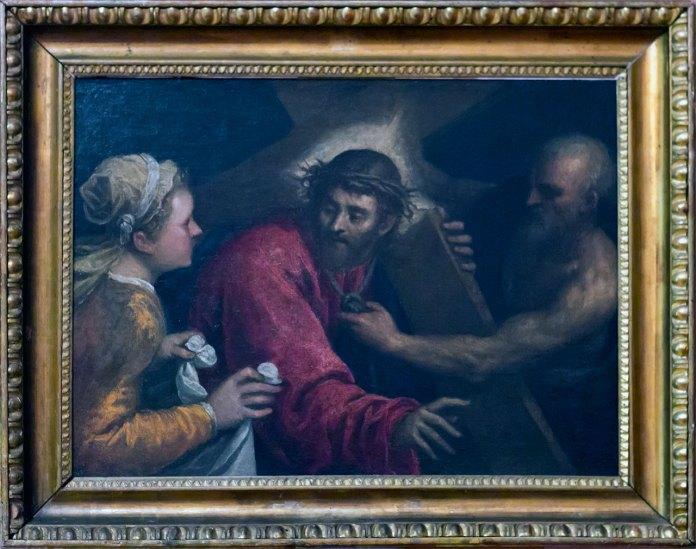 Пальма Молодший «Христос і Вероніка»