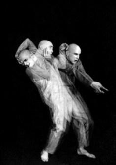 Гаральд Кройцберґ, відомий німецький танцівник і хореограф (зі сайту https://vk.com)