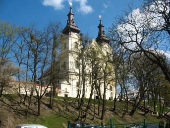 Колишній монастир кармелітів, у внутрішньому дворику котрого і діяла Республіка Святого Саду