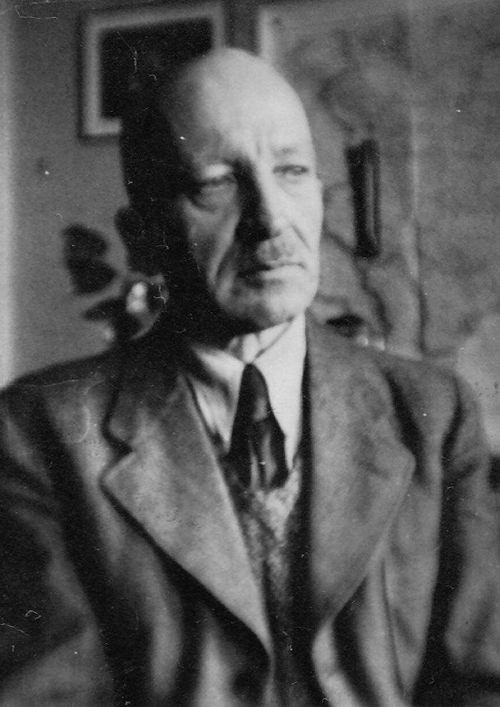 Іван Голубовський. Світлина 1930-х рр.