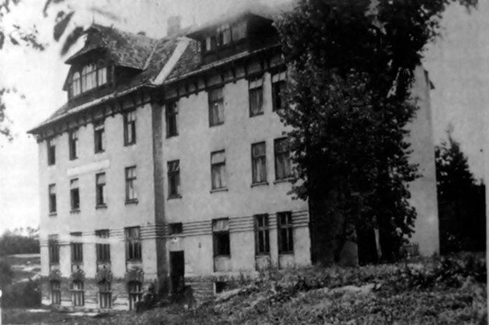 Академічний дім по вул. Супінського 17 (нині вул. Коцюбинського, 21)