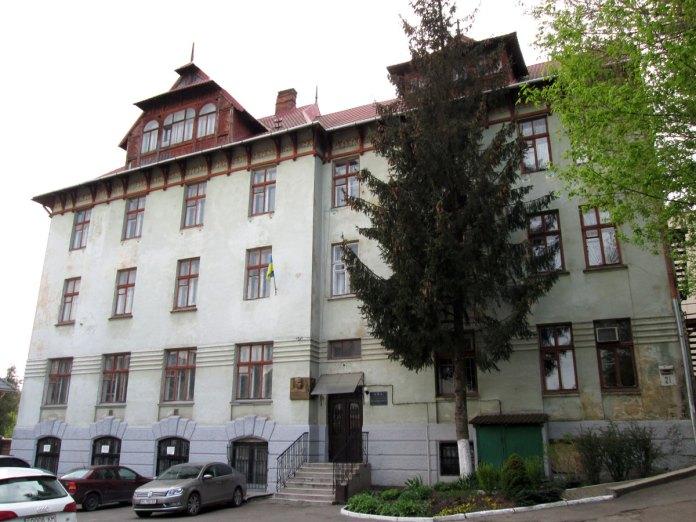 Колишній Академічний дім. Фото: Патер Анастасії