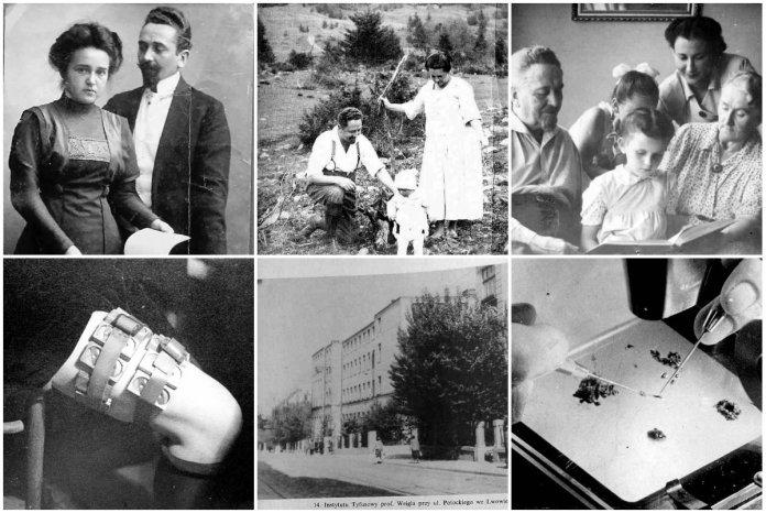Як у Львові вошей годували, або вакцина від тифу Рудольфа Вайґля