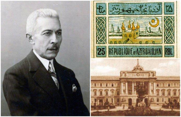 Азербайджанець, що відкривав львів'янам Cхід