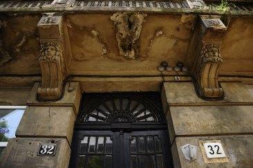 Будинок на вул. Князя Романа, 32 де Межецька мала спільне Генриком Міколєшем фотоательє «Oleografia»