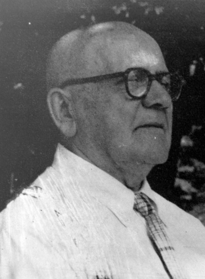 Степан Дмоховський, кін. 1950-х рр. (Лікарський вісник. – 1960. – Ч. 17)