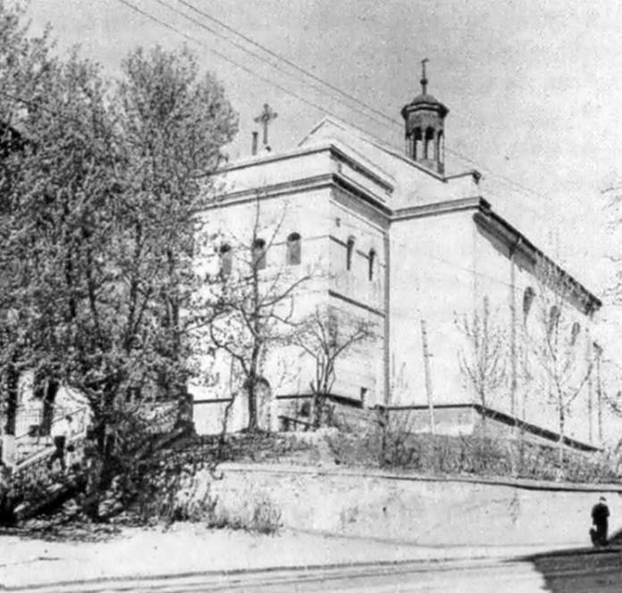 Костел Марії Сніжної, поч. ХХ ст.