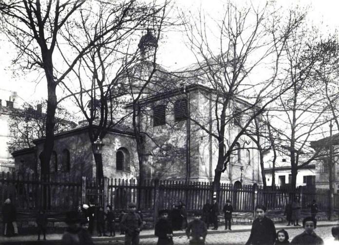 Церква Святого Миколая на поч. ХХ ст.