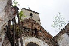 Костел Святої Трійці в с.Соколівка, Жидачівського району Львівської області, 2016 рік