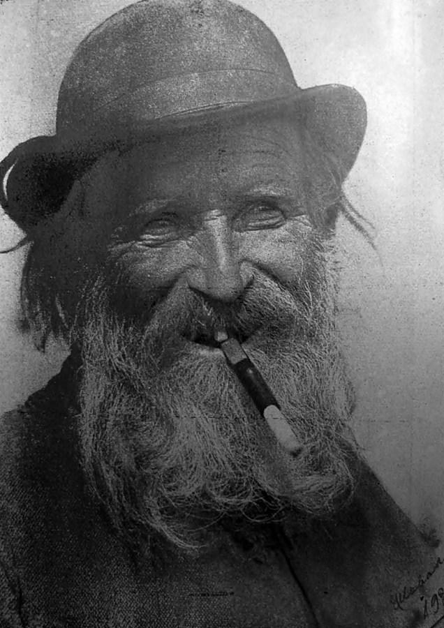Ярослав Коваль. Ілько Йваників – рибак, поч. 1930-х рр. (Світло й Тінь. – 1935. – Ч. 9)