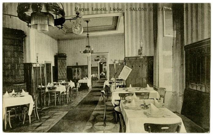 Ресторація в будинку на пл. Марійській, 9 (пл.Міцкевича, 9)