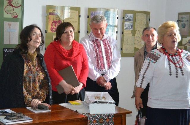 Акція «Уроки повсякденності» в селі Бортятин