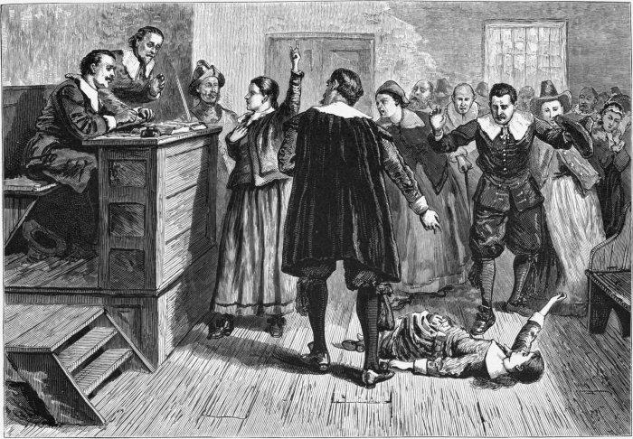 Суд у XVII столітті. Фото зwww.adamsmith.org