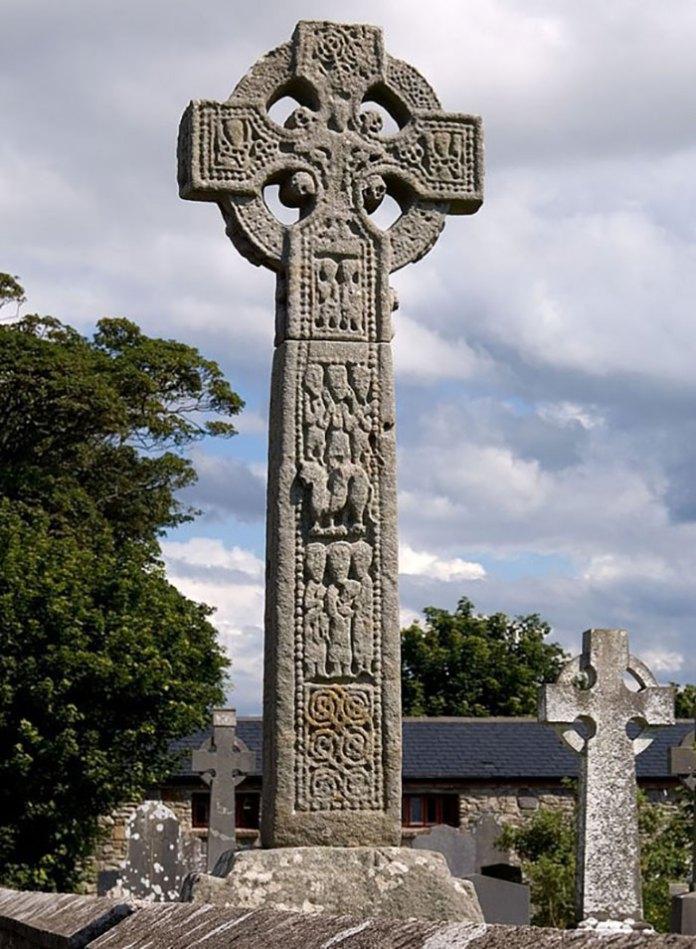 Кельтський хрест-коло
