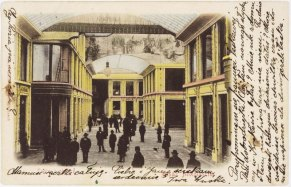 Пасаж Міколяша, робота Генрика Міколяша, 1906 рік
