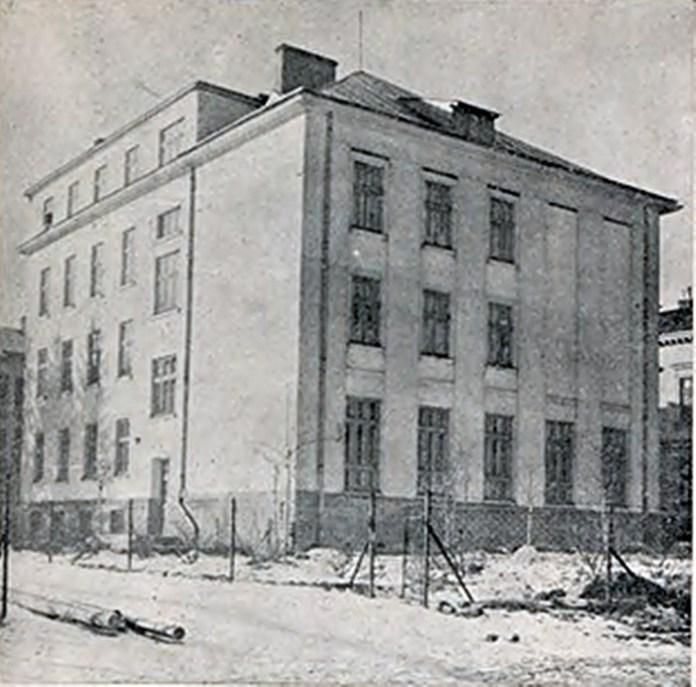 Жіноча гімназія СС Василіянок, 1930 р.