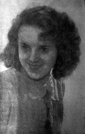 Ярослав Савка. Усмішка, поч. 1930-х рр. (Світло й Тінь. – 1935. – Ч. 1)